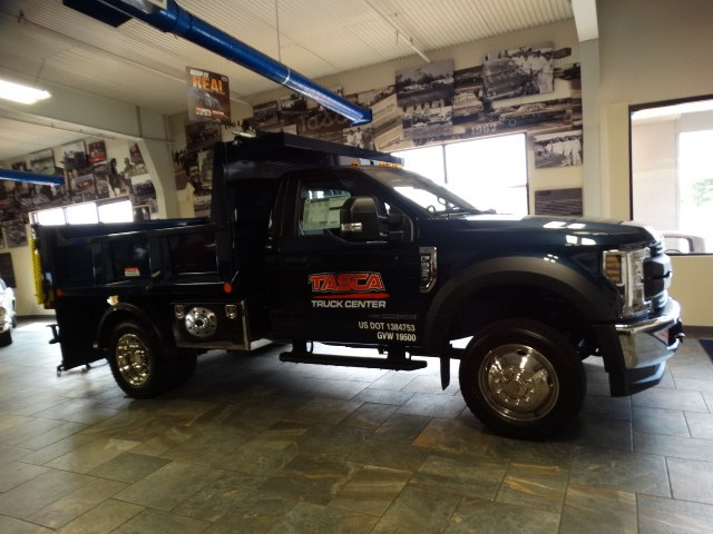 2018 F-550 Regular Cab DRW 4x4,  Iroquois Dump Body #CR2805 - photo 3