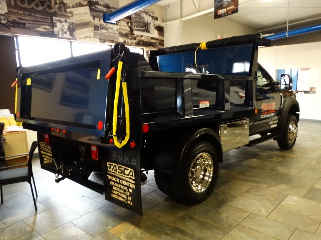 2018 F-550 Regular Cab DRW 4x4,  Iroquois Dump Body #CR2805 - photo 2