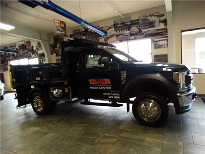2018 F-550 Regular Cab DRW 4x4,  Dump Body #CR2805 - photo 3