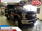 2018 F-550 Regular Cab DRW 4x4,  Dump Body #CR2805 - photo 1
