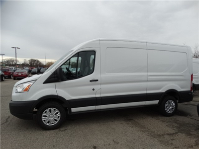 2018 Transit 250 Med Roof,  Empty Cargo Van #CR2822 - photo 7