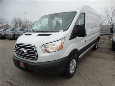 2018 Transit 250 Med Roof,  Empty Cargo Van #CR2822 - photo 8