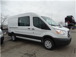 2018 Transit 250 Med Roof,  Empty Cargo Van #CR2822 - photo 3