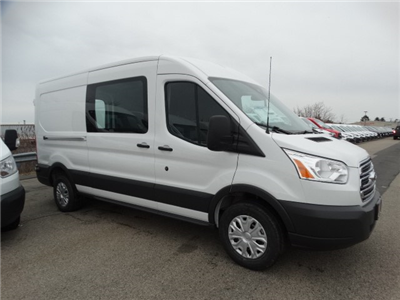 2018 Transit 250 Med Roof,  Empty Cargo Van #CR2823 - photo 3