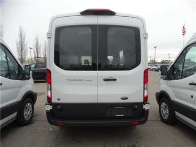 2018 Transit 250 Med Roof,  Empty Cargo Van #CR2823 - photo 4