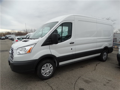 2018 Transit 250 Med Roof,  Empty Cargo Van #CR2823 - photo 7