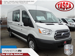 2018 Transit 250 Med Roof,  Empty Cargo Van #CR2823 - photo 1