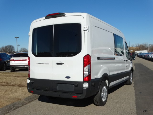 2018 Transit 250 Med Roof 4x2,  Empty Cargo Van #CR2858 - photo 2