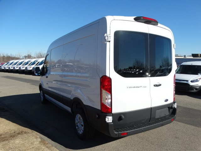 2018 Transit 250 Med Roof 4x2,  Empty Cargo Van #CR2858 - photo 7