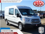 2018 Transit 250 Med Roof 4x2,  Empty Cargo Van #CR2858 - photo 1