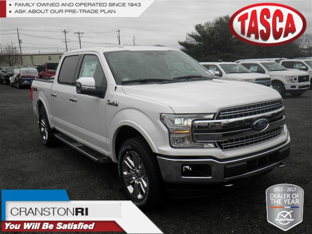 2018 F-150 Crew Cab 4x4, Pickup #CR2859 - photo 1