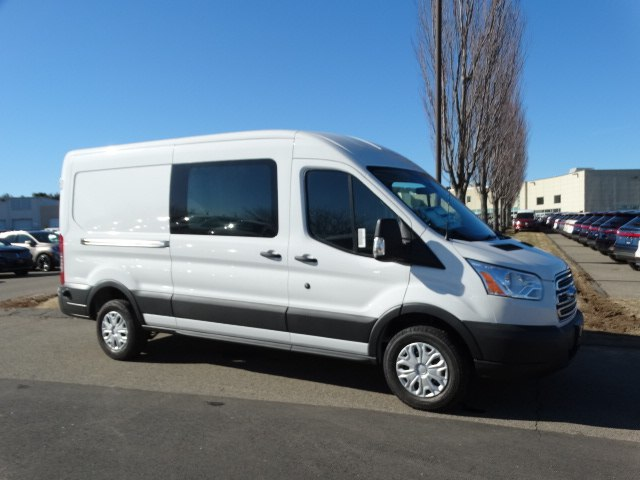 2018 Transit 250 Med Roof 4x2,  Empty Cargo Van #CR2869 - photo 3