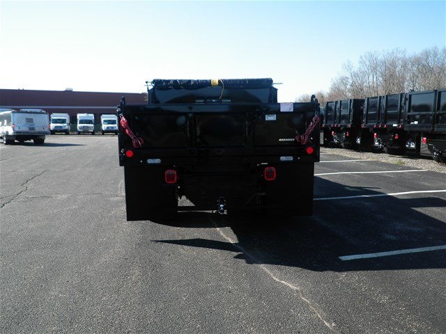 2018 F-350 Regular Cab DRW 4x4,  Reading Dump Body #CR2873 - photo 2