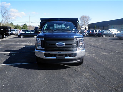 2018 F-350 Regular Cab DRW 4x4,  Reading Marauder Standard Duty Dump Body #CR2873 - photo 4