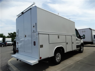 2018 Transit 350 4x2,  Reading Aluminum CSV Service Utility Van #CR2947 - photo 2