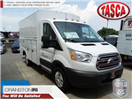 2018 Transit 350 4x2,  Reading Aluminum CSV Service Utility Van #CR2947 - photo 1
