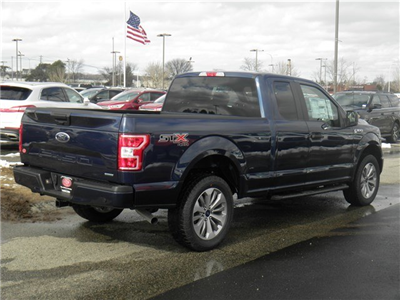 2018 F-150 Super Cab 4x4, Pickup #CR2993 - photo 2