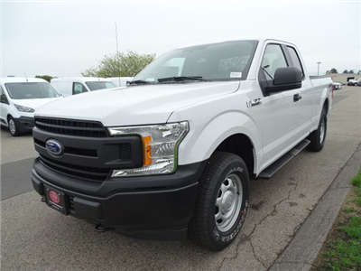 2018 F-150 Super Cab 4x4,  Pickup #CR3117 - photo 8