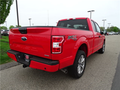 2018 F-150 Super Cab 4x4,  Pickup #CR3148 - photo 2