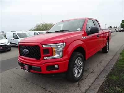 2018 F-150 Super Cab 4x4,  Pickup #CR3148 - photo 8