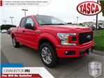 2018 F-150 Super Cab 4x4,  Pickup #CR3148 - photo 1