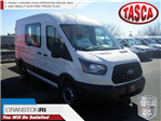 2018 Transit 150 Med Roof, Cargo Van #CR3153 - photo 1
