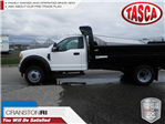 2017 F-550 Regular Cab DRW 4x4,  Rugby Eliminator LP Steel Dump Body #CR3158 - photo 1