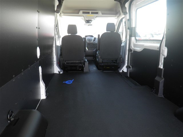 2018 Transit 250 Med Roof 4x2,  Empty Cargo Van #CR3168 - photo 2
