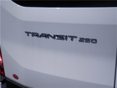 2018 Transit 250 Med Roof 4x2,  Empty Cargo Van #CR3168 - photo 6