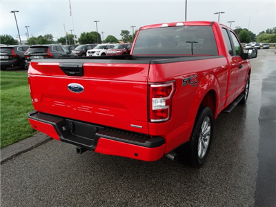 2018 F-150 Super Cab 4x4,  Pickup #CR3208FC - photo 2