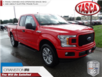 2018 F-150 Super Cab 4x4,  Pickup #CR3208FC - photo 1