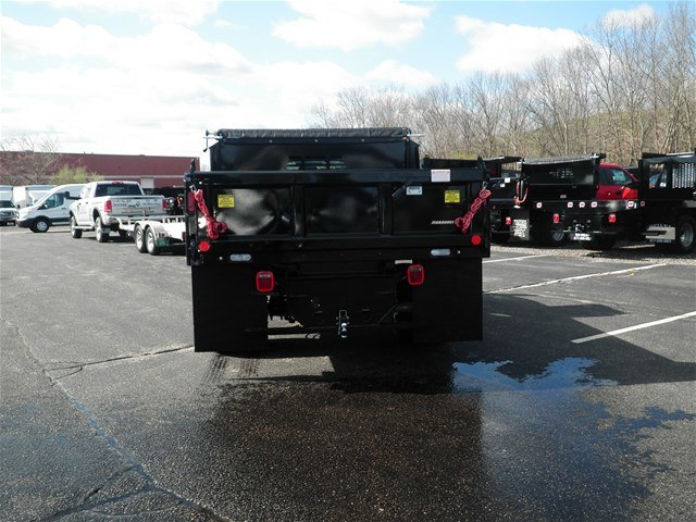 2018 F-350 Regular Cab DRW 4x4,  Reading Marauder Standard Duty Dump Body #CR3233 - photo 2