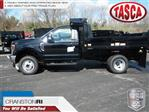2018 F-350 Regular Cab DRW 4x4,  Reading Dump Body #CR3233 - photo 1