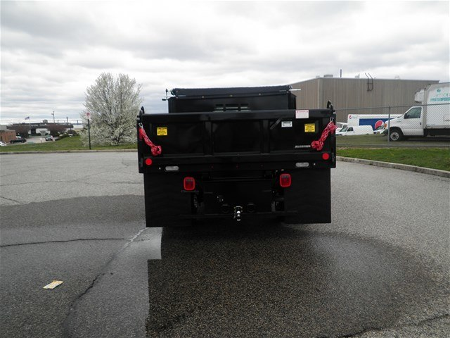 2018 F-350 Regular Cab DRW 4x4,  Reading Dump Body #CR3291 - photo 2