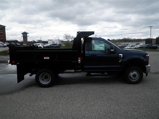 2018 F-350 Regular Cab DRW 4x4,  Reading Dump Body #CR3291 - photo 3