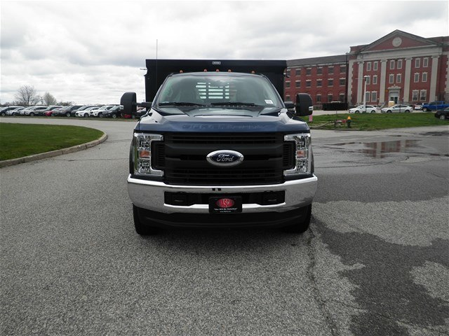 2018 F-350 Regular Cab DRW 4x4,  Reading Dump Body #CR3291 - photo 4