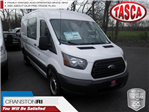2018 Transit 250 Med Roof, Cargo Van #CR3346 - photo 1