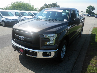 2015 F-150 Super Cab 4x4,  Pickup #CR3356A - photo 4
