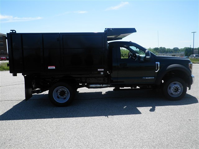 2018 F-550 Regular Cab DRW 4x4,  Reading Landscaper SL Landscape Dump #CR3361 - photo 3