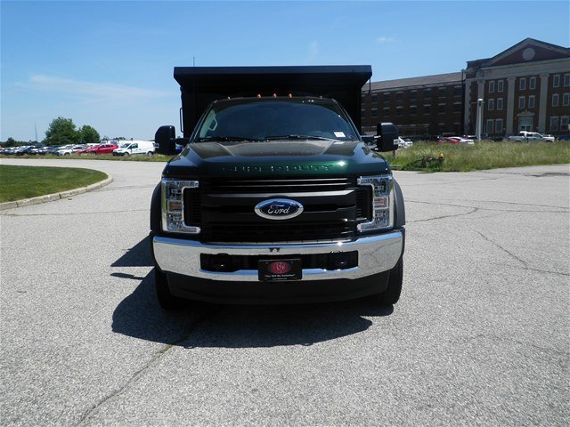 2018 F-550 Regular Cab DRW 4x4,  Reading Landscaper SL Landscape Dump #CR3361 - photo 4