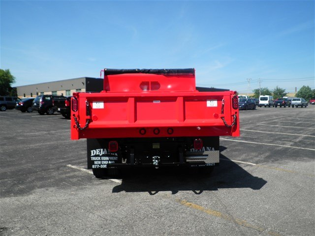 2018 F-350 Regular Cab DRW 4x4,  Reading Dump Body #CR3374 - photo 2