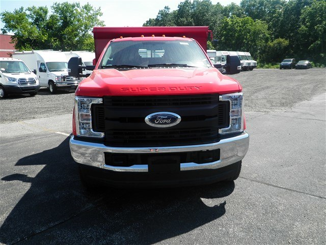 2018 F-350 Regular Cab DRW 4x4,  Reading Dump Body #CR3374 - photo 4