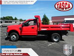 2018 F-350 Regular Cab DRW 4x4,  Reading Dump Body #CR3374 - photo 1