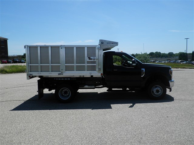 2018 F-350 Regular Cab DRW 4x4,  Duramag Landscape Dump #CR3378 - photo 3
