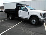 2018 F-350 Regular Cab DRW 4x4,  Rugby Eliminator LP Steel Dump Body #CR3397 - photo 3