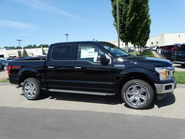 2018 F-150 SuperCrew Cab 4x4,  Pickup #CR3401 - photo 3