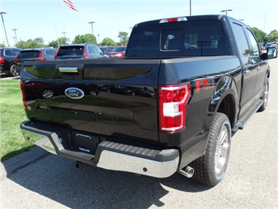 2018 F-150 SuperCrew Cab 4x4,  Pickup #CR3401 - photo 2
