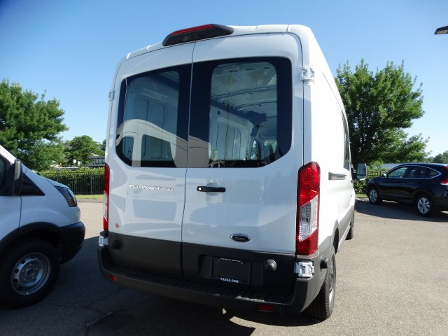 2018 Transit 250 Med Roof 4x2,  Empty Cargo Van #CR3441FC - photo 4