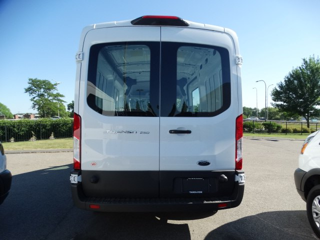 2018 Transit 250 Med Roof 4x2,  Empty Cargo Van #CR3441FC - photo 5