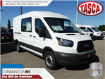 2018 Transit 250 Med Roof 4x2,  Empty Cargo Van #CR3441FC - photo 1